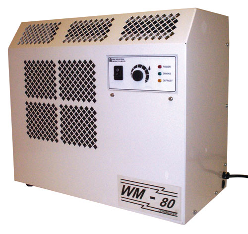 EIPL Wall Mounted Dehumidifiers