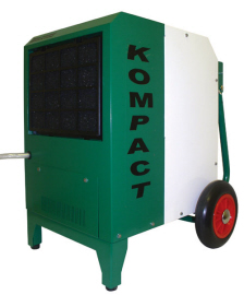 Ebac Kompact Building Dryers